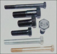 High Tensile Hex Bolts And Screw
