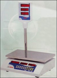 Ss Table Top Scale