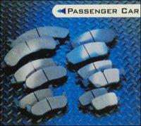 Passenger Car Disc Brake Pads