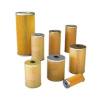 Paper Type Light Commercial Vehicle Oil Filters