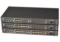 Sip/H.248/Mgcp 3 In 1 Voice Over Ip Gateway