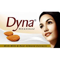Almond Soap Wrapper