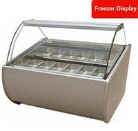 Ice Cream Display Cabinet