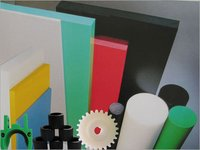 Color Industrial Nylon Sheet