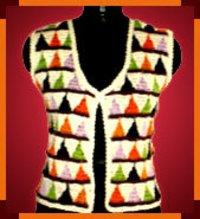 Designer Crochet Jackets