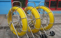 Yellow and Red Cable Tiger (Duct Rodder)