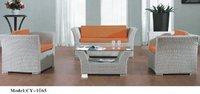 Indoor Wicker Furniture Sofa Set