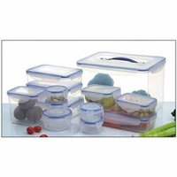 Plastic Kitchen Ware Containers