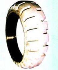 White Non Marking Tyres
