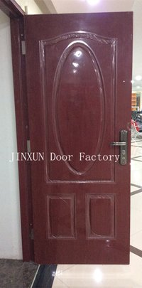 American Steel Doors in Guangzhou