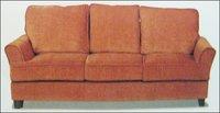 Fabric Sofa Set (Berry/55023)