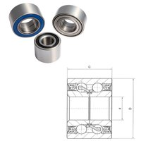 Automobile Hub Bearing