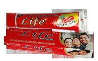 Life Red Gel Toothpaste