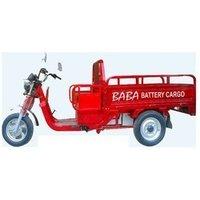 Battery Loader Rickshaw