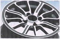 Custom Aluminum Alloy Wheels