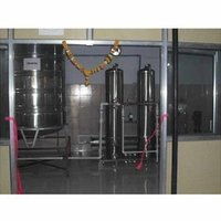 Precision Engineered Package Drinking Water Plant