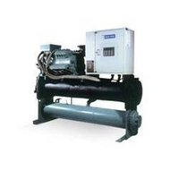 Water Cooled Semi Hermetic Chiller