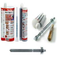 Chemical Fixing Injection Mortar Anchor Bolt