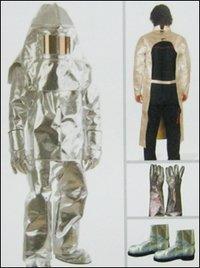 Firetex Aluminised Suits