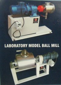 Laboratory Model Ball Mill