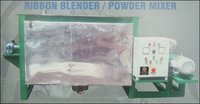 Ribbon Blender With Jacket