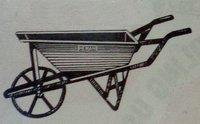 Hi/786 Box Type Single Wheel Barrow Narrow Mouth Trolley