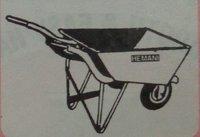 Hi/787 Box Type Single Wheel Barrow Trolley