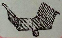 Hi/799 Wooden Trolley For Dyeing Dept.