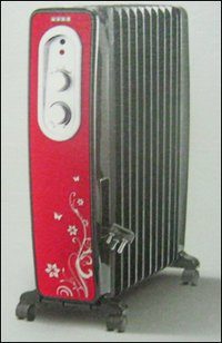 3211h Oil Filled Radiators