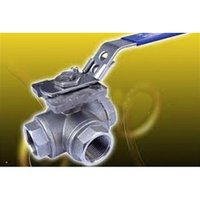 3 Way Ball Valve in Nagpur