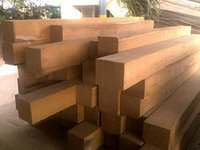 Sawn Timber Burma Teak