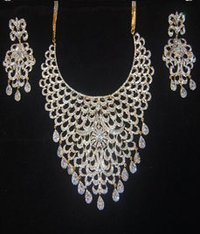 Imitation Trendy Necklaces Set
