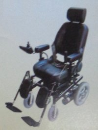 Elevating Foot Rest Wheel Chair