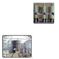 Dm Plant For Chemical Industry