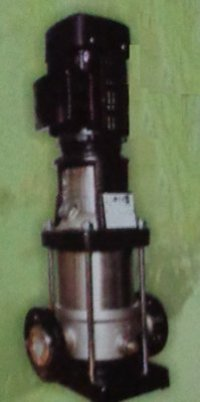 Multistage Inline Pump