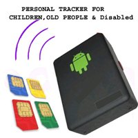 Gsm Personal Tracker