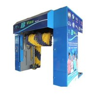 Automatic Car Wash Machine System