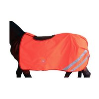 Horse Black Exercise Rugs