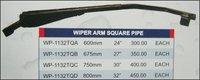Wiper Arm Square Pipe