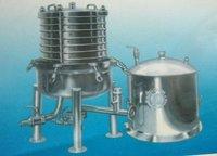 Sparkler Filter Press (Reverse Flow)