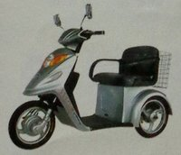Battery Operated Physically Challenged Scooter