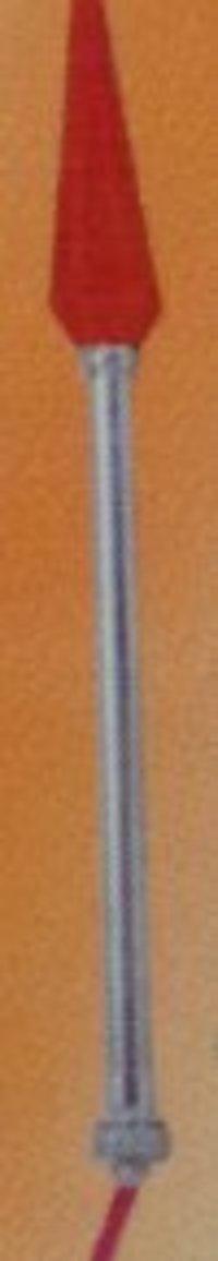 Bonnet Flag Rods W/L 8