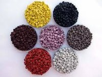 Colored Plastic Granule