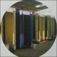 Powder Coated Ms Lift Cabins