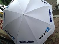 Printed Promotional Garden Umbrellas