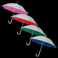 Promotional Colored Umbrellas