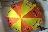 Promotional Screen Printed Umbrellas