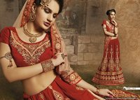 Bridal Lengha Choli
