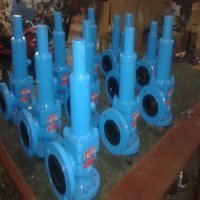 Steel Safety Relief Valves