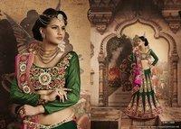 Traditional Bridal Lengha Choli